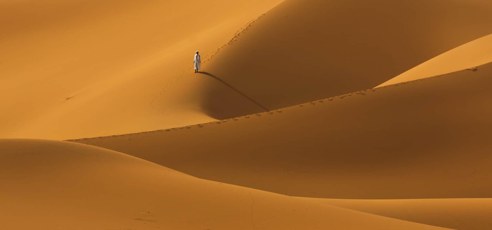 Sahara Desert Berbere