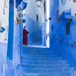 Casablanca Chefchaoeun Fes Sahara Desert