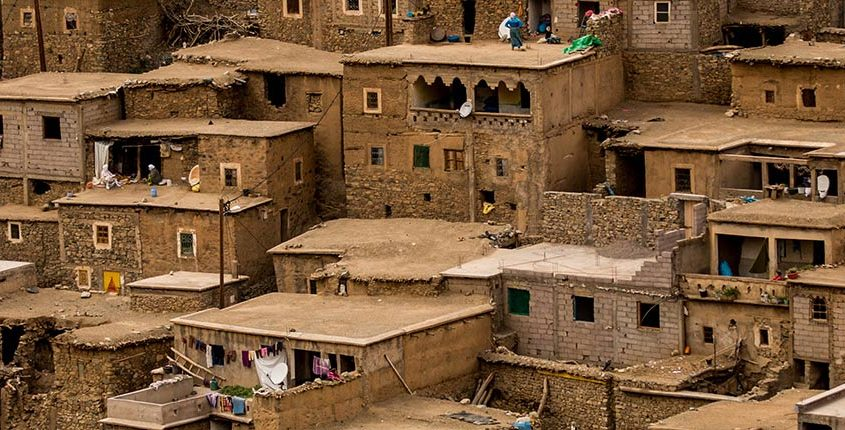 Private tour of Morocco through Atlas Mountains