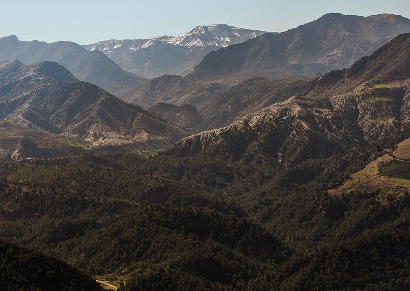 Trip to Atlas Mountains with Moroccan Ventures